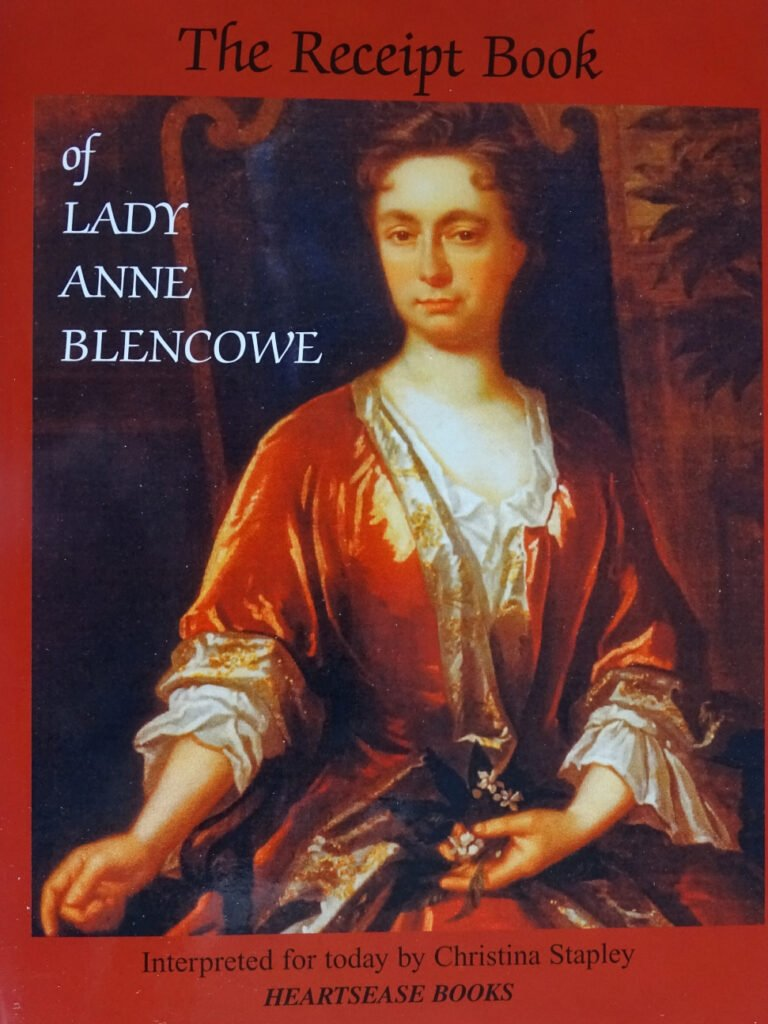 The Reciept Book of Lady Anne Blencowe by Christina Stepley. Medical Herbalist, Medical Herbalist Books, Medical Herbalist Training, Medical Herbalist Courses, Christina Stapley Medical Herbalist