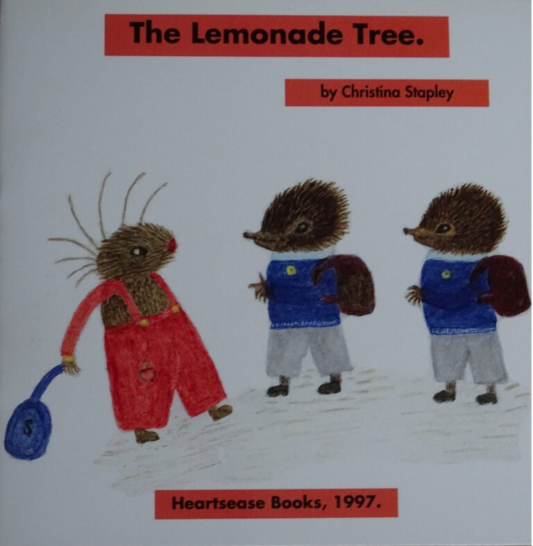 The Lemonade Tree by Christina Stapley. Medical Herbalist, Medical Herbalist Books, Medical Herbalist Training, Medical Herbalist Courses, Christina Stapley Medical Herbalist